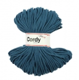 Cordy 5 mm petrolej