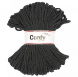 Cordy 5 mm antracit