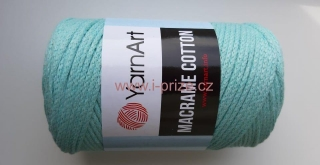 Macrame Cotton 775, mátová