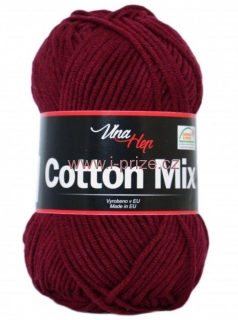 Cotton mix 8024, bordó