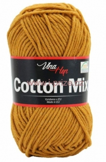 Cotton mix 8190, hořčicová