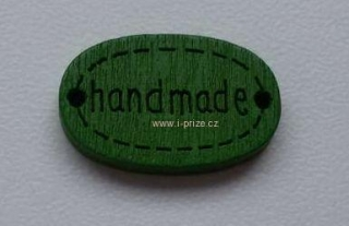 Hand made 19x11 mm
