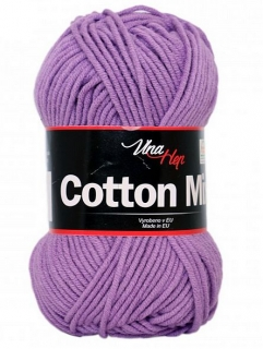 Cotton mix 8055, fialová