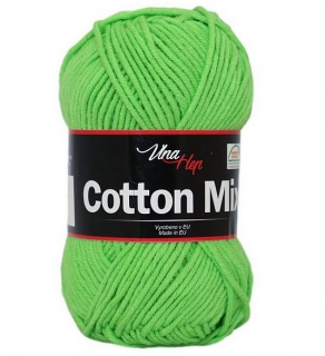 Cotton mix 8155, zelená